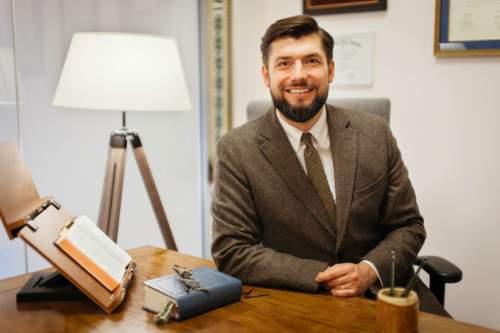 Tolle Lege Institute President - Dr. Dariusz M. Bryćko